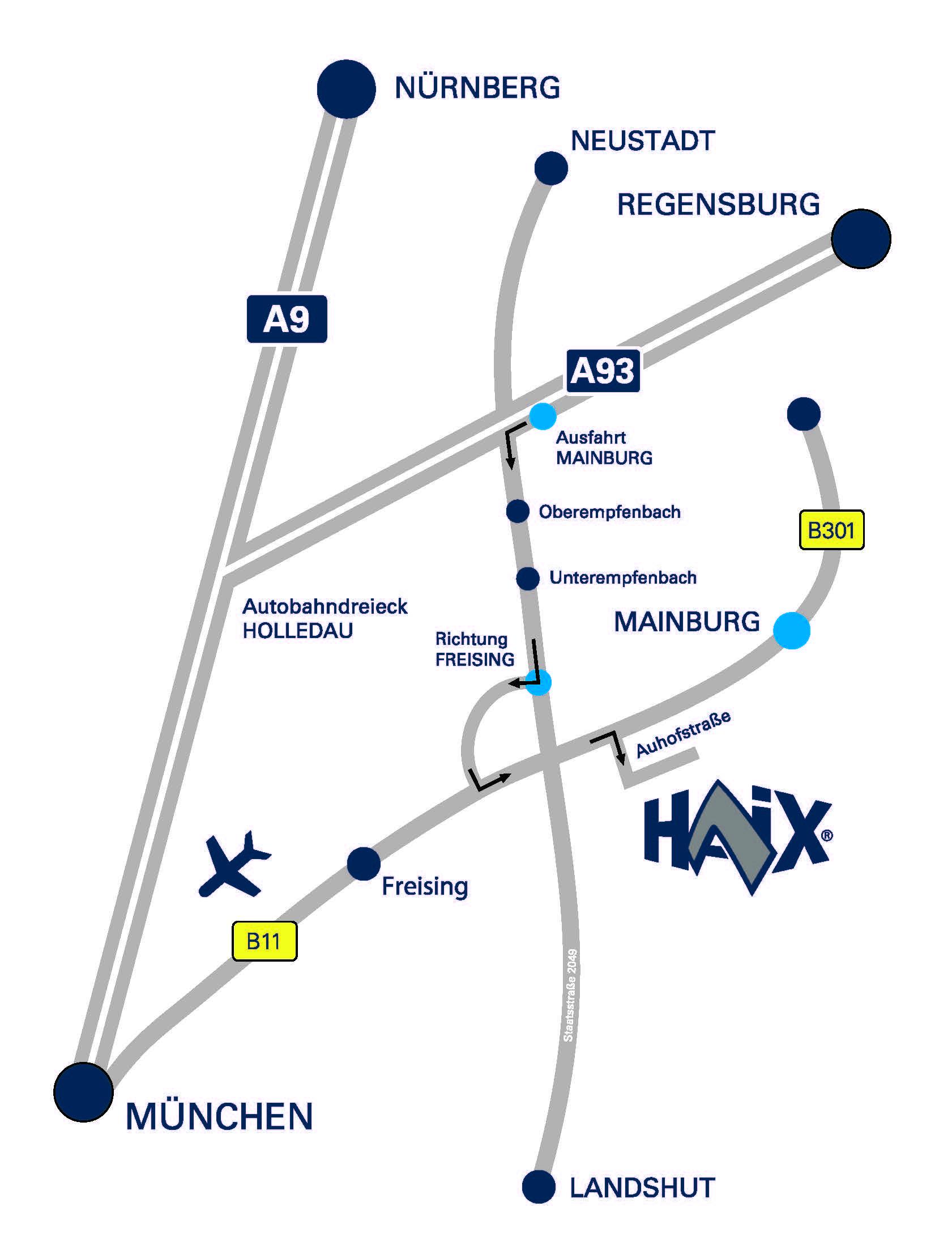 haix fabrikverkauf