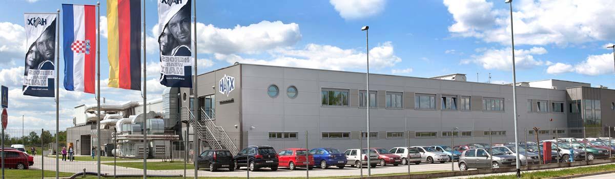 HAIX Made in europe
