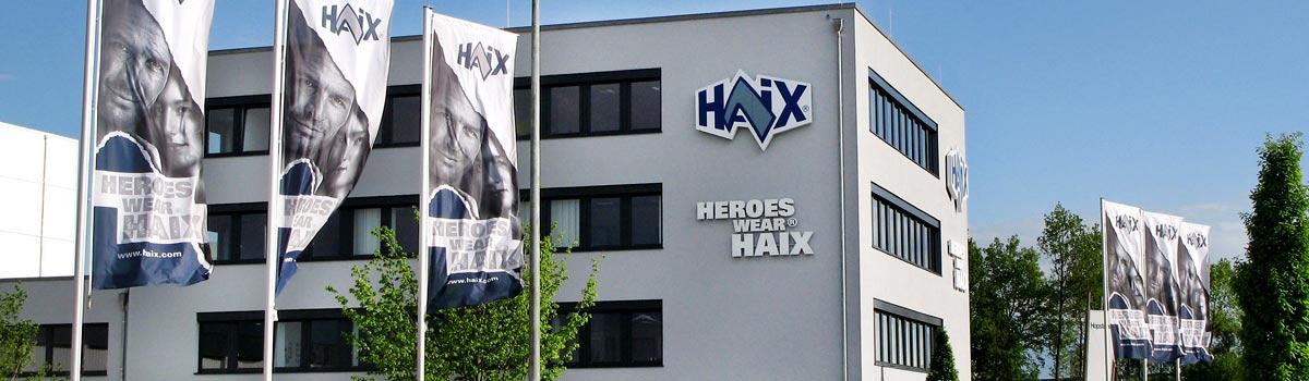 HAIX Unternehmensprofil