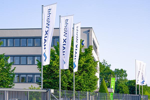 HAIX Zentrale in Mainburg
