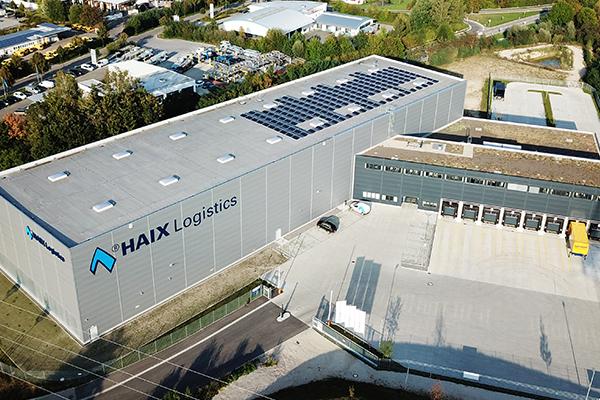 HAIX Logistikzentrum